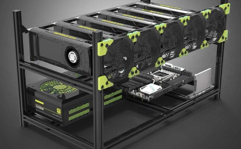Mining with GPU, a way to earn cryptocurrencies with littleeffort