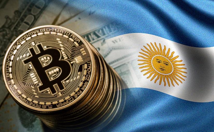 En Argentina no está prohibida la compra de criptomonedas con tarjetas en el mercadolocal